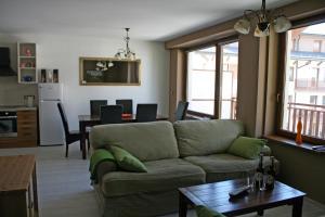 Posedenie v ubytovaní Panorama Apartman 56-C Donovaly