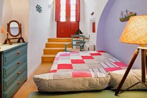 Voodi või voodid majutusasutuse 3Arches toas
