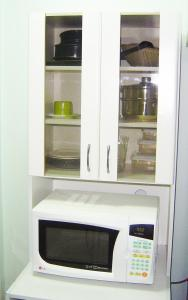 A kitchen or kitchenette at Studio Brasília