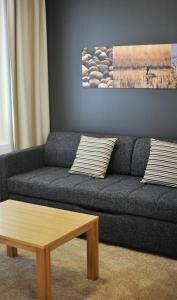 Oleskelutila majoituspaikassa Forenom Serviced Apartments Tampere Pyynikki