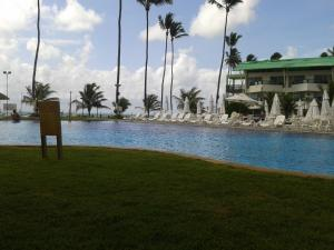 The swimming pool at or near Ancorar Apartment