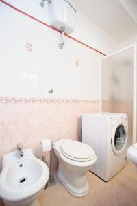 A bathroom at Le Preziose