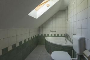 A bathroom at Ranch Jelov Klanac