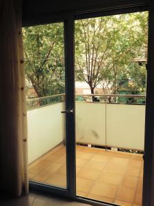 A balcony or terrace at Apartamentos Navas 2