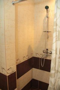 Ванная комната в Usadba na Narochi