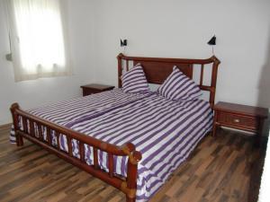 Ein Bett oder Betten in einem Zimmer der Unterkunft Haus Janne