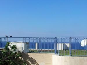 Vispārējs skats uz jūru vai skats uz jūru no dzīvokļu viesnīcas