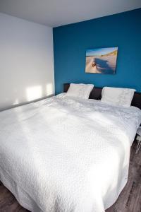 Een bed of bedden in een kamer bij Short Stay Zandvoort