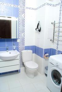 Ванная комната в Апартаменты Зиповская 5