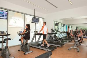 Фитнес-центр и/или тренажеры в City Tempo - MP Deluxe