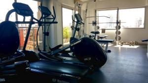 Gimnasio o equipamiento deportivo en ARC Callao Studios & Suites
