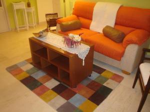 Zona de estar de Apartamentos De Turismo Rural Heredero