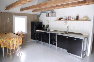 A kitchen or kitchenette at Patina Evanger