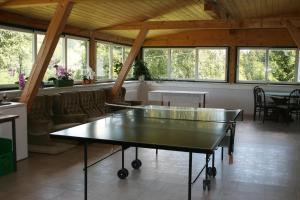 Tischtennis in der Unterkunft Haus Rottenstein oder in der Nähe