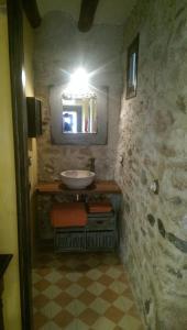 Un baño de Cal Magret