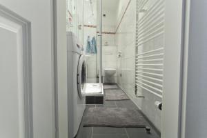 Un baño de Apartment Hannover Top Citylage