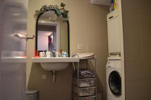 Een badkamer bij Dols Apartment