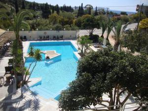 A view of the pool at Meraki Apartments and Studios or nearby