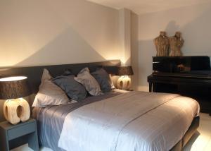 Un ou plusieurs lits dans un hébergement de l'établissement Private House