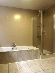 Salle de bains dans l'établissement Private House