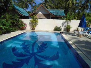 The swimming pool at or near Baan Coconut