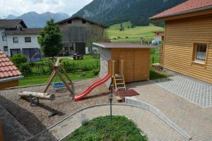 Children's play area at Feriendorf am Hahnenkamm