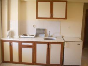 Kjøkken eller kjøkkenkrok på Marlin Apart
