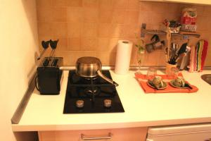 Cucina o angolo cottura di Appartamento Maggiore