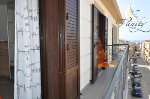 A balcony or terrace at Vanity SPA