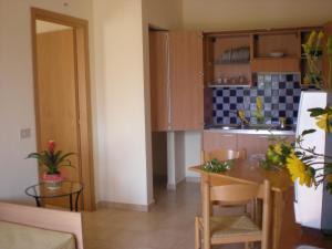 Cucina o angolo cottura di Villaggio Artemide