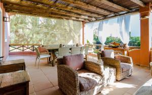 Restaurant o iba pang lugar na makakainan sa Varandas Do Lago Villa
