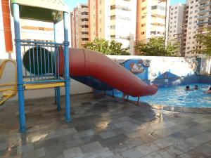 Children's play area at Flat Eldorado Thermas Park