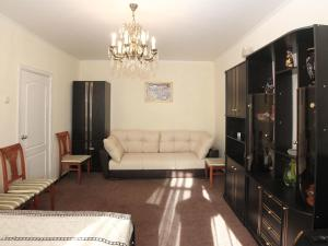 Zona d'estar a ApartLux Nametkina Suite