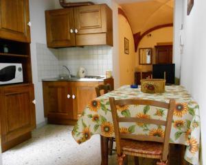 Cucina o angolo cottura di Residence Domus