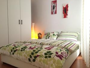 Istriana Apartment 객실 침대