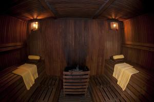 Spa and/or other wellness facilities at Primacy Apart Hotel