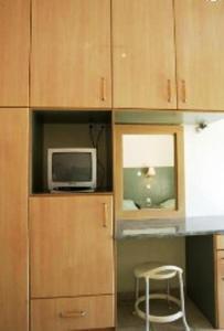 A kitchen or kitchenette at Villa Sofia