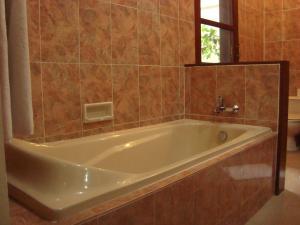 A bathroom at Bali Emerald Villas