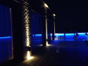 Het zwembad bij of vlak bij Penthouse William