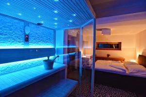 Koupelna v ubytování Luxury Wellness Apartment