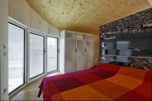 A bed or beds in a room at Eco Venice