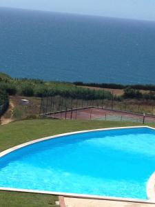The swimming pool at or near Terraços da Peralta