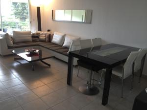 A seating area at Appartement T2 Standing