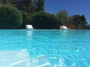 The swimming pool at or near Casa Ibiza