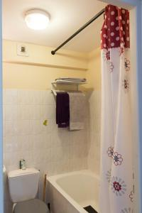 Salle de bains dans l'établissement Appart Hôtel L'Angélique