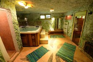 Spa and/or other wellness facilities at Arciau Juros