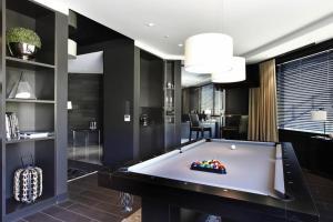 A bathroom at Apartament Z Ogrodkiem Nowe Orlowo