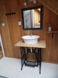 Łazienka w obiekcie Kocia Górka