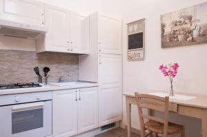 Cucina o angolo cottura di Casa vacanze Cristina