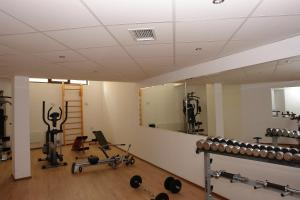 The fitness center and/or fitness facilities at Aparthotel Winslow Highland